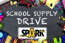 SPARK, PWCS, school supply drive