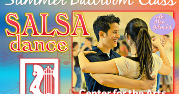 salsa dance, Center for the arts