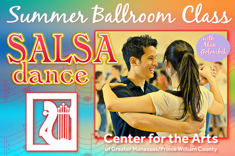 salsa dance, Center for the arts