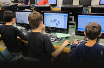 SPARK, Tech Club, Coles Elementary