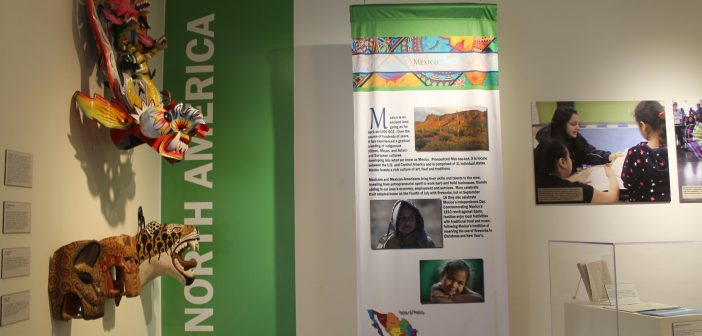 Manassas Museum, Latino exhibit, On a high note 0919