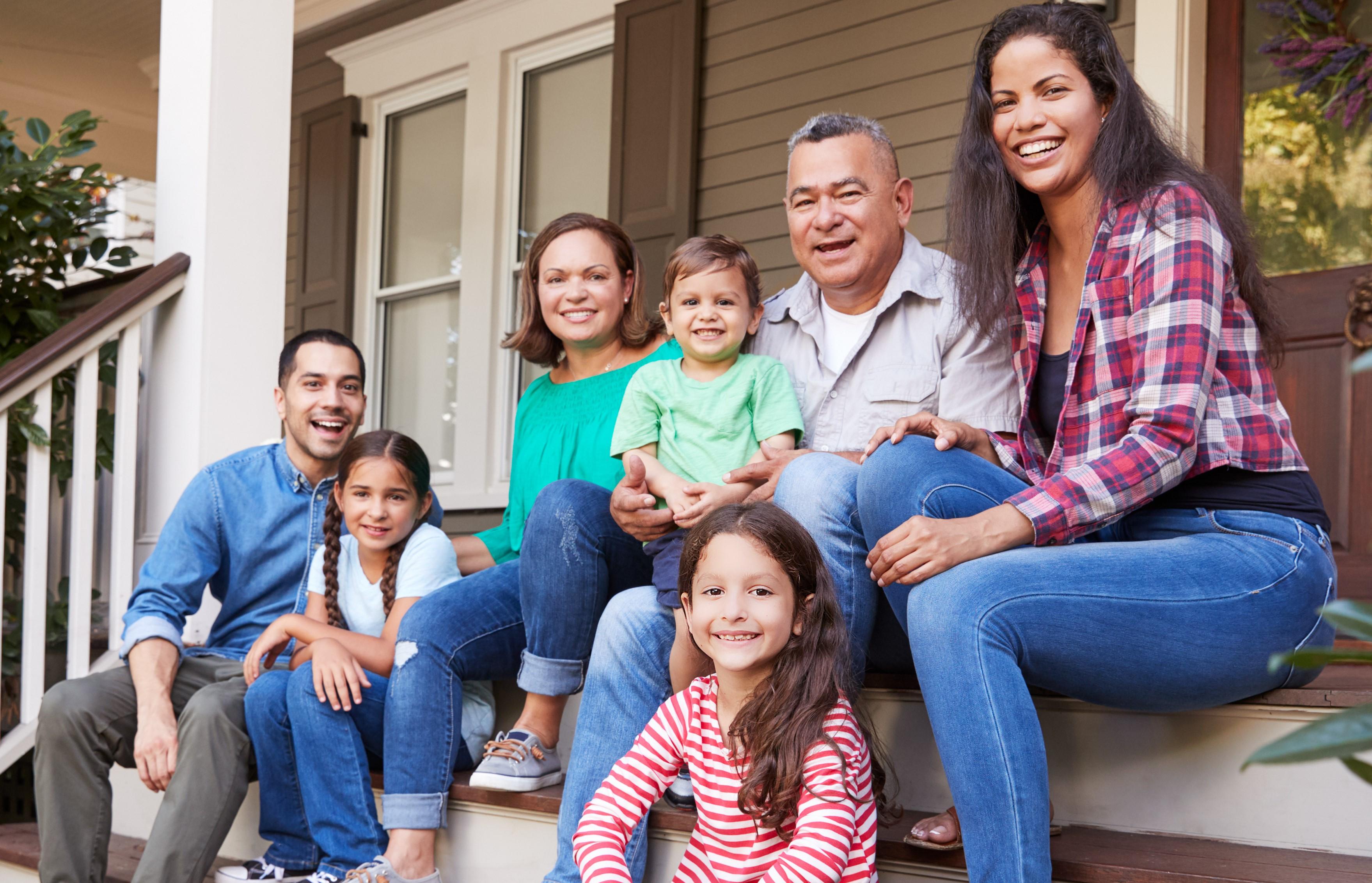 multi generaiton family, feature 0919
