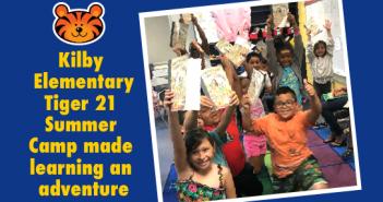 Kilby Elementary, Tiger21