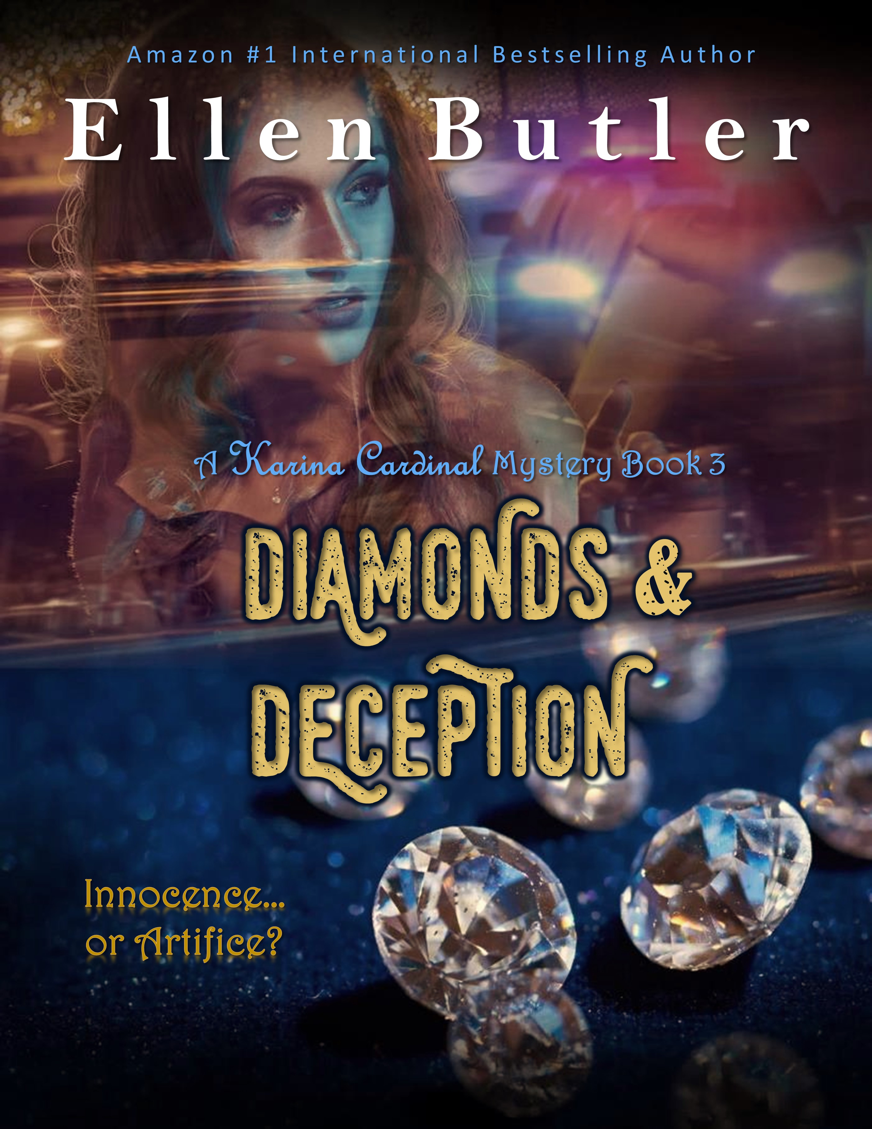 Diamonds & Deception, Ellen Butler