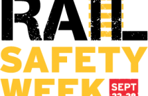 Rail safety week 2019