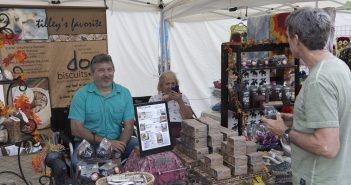 Occoquan arts & crafts show