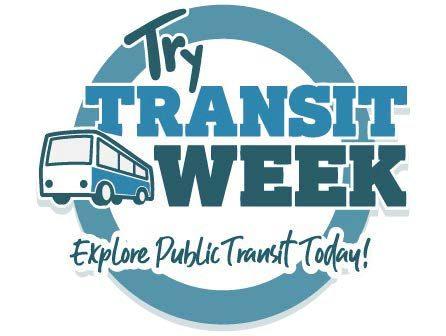 Try Transit week logo, OmniRide