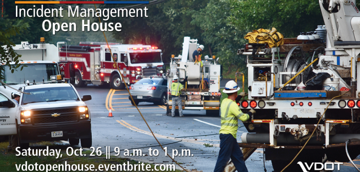 VDOT Incident management open house