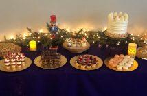 Simply Desserts, dessert table