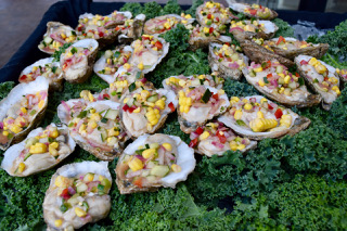 oysters, Rockwoods