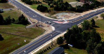 Vint Hill Kettle Run intersection