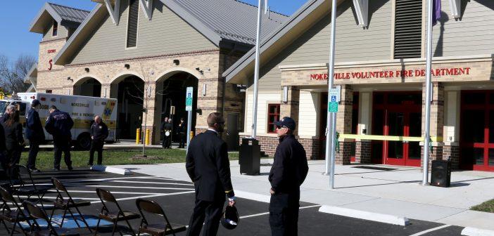 Nokesville Fire Station