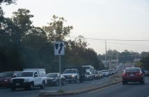 Route 28, traffic
