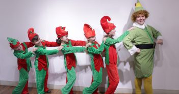 Elf the Musical, Center for the Arts