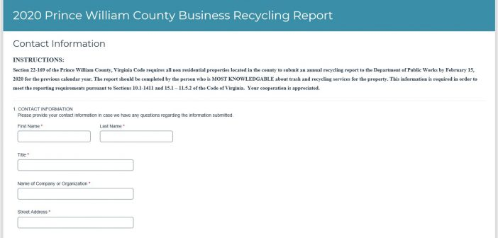 recycling, PWC, business recycliong report