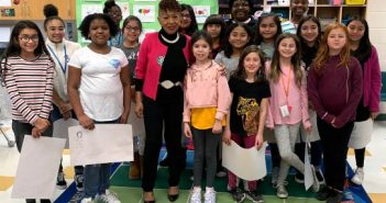 Rockledge Elementary, Ladies who Empower Club