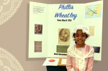 reading fair, Penn Elementary