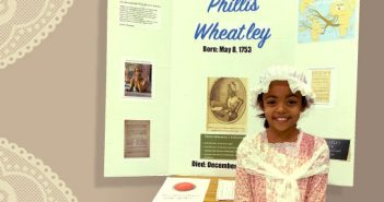 reading fair, Penn Elementary