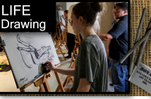 Center for the Arts, Life Drawing