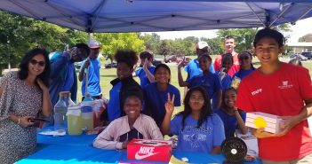 summer youth academy, leadership prince william