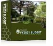 FY 21 budget