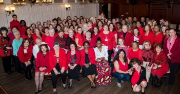 sentara red dress luncheon2020