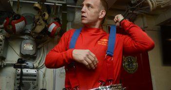 Capt. Daniel Prochazka, US Navy