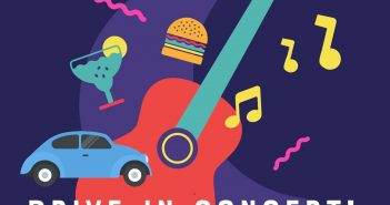 drive in concert, Occoquan