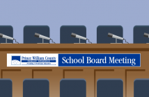 PWCS, school board meeting