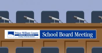 PWCS, school board meeting