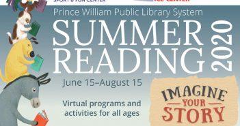 library, summer 2020 reading program