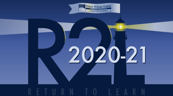 return to learn 2020-21, PWCS