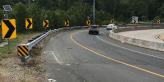 chevrons, I-95, VDOT