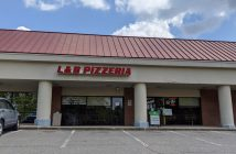 L&B Pizzeria, local flavor 0920