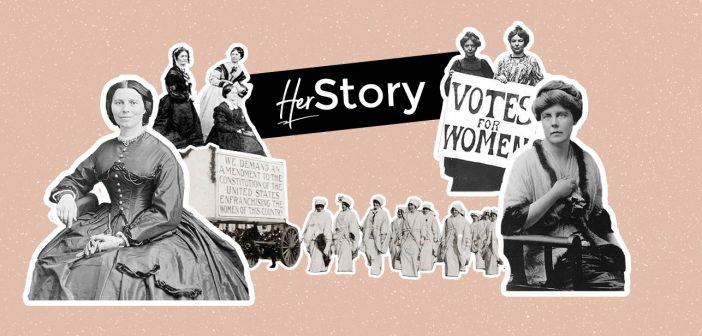 women's suffrage centennial