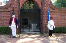 sons of amer revolution, tomb of G Washington