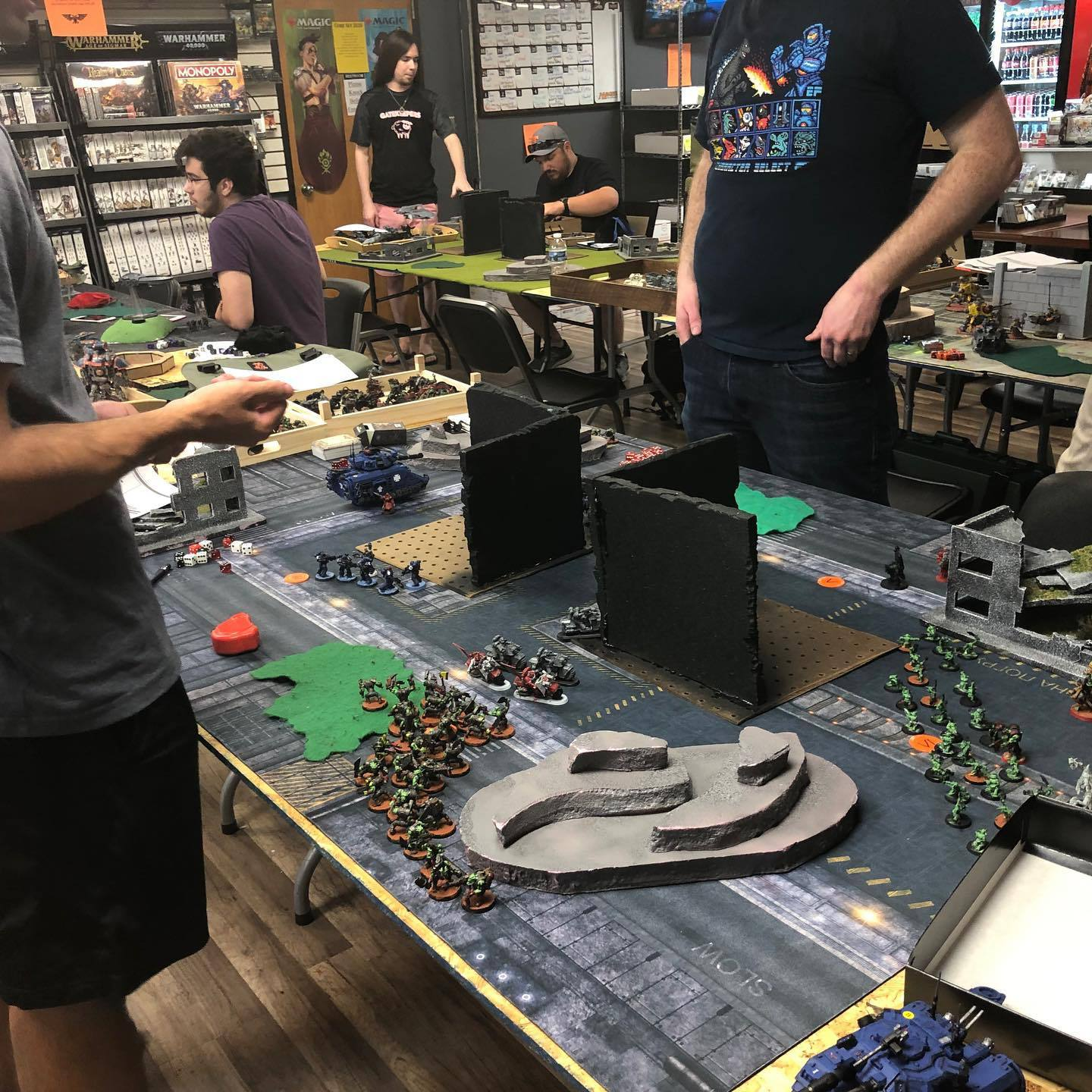 Guild Gaming, feature 1020