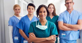 nurses, medical personnel