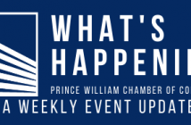 Chamber, whats happening weekly