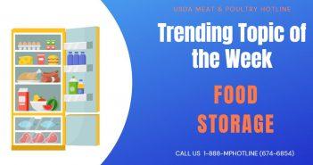 food, usda, storage