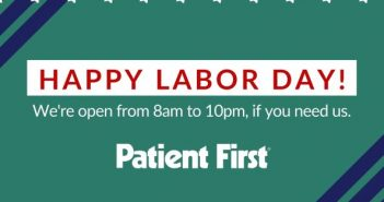 Labor Day, Patient First
