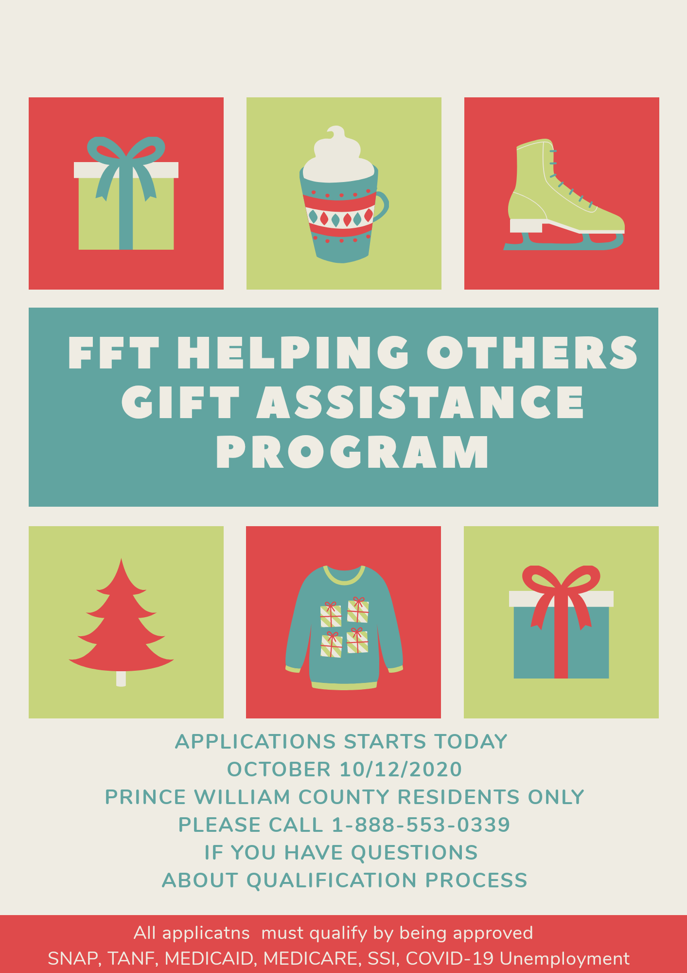 FFT Helping Others