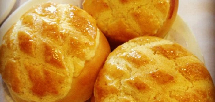 pineapple buns, Cakes by Happy Eatery