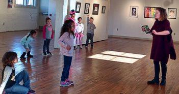ARTfactory, drama class for kids
