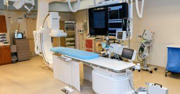 Novant Health UVA Health System, RW Murray, cardiac cath lab