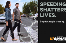 slow down, speed shatters lives, accident