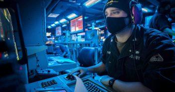 Sonar Tech on USS McCain