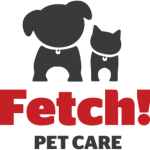 Fetch! Pet Care logo