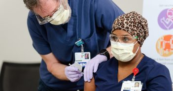 Sentara, COVID 19 vaccine