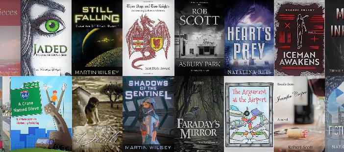 NOVA authors books